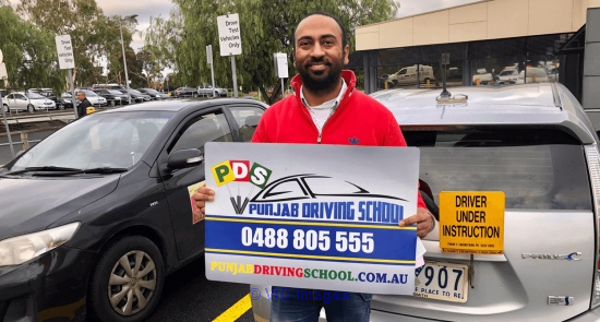 Punjab driving school In Broadmeadows