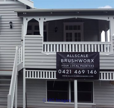 Allscale Brushworx painting service melbourne